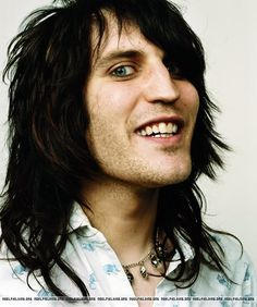 Noel Fielding - from the Mighty Boosh - silly - does a great Mick Jagger impersonation.