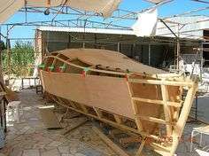 My russian boat - Page 5 - Boat Design Forums Plywood Boat, Wood Boats, Boat Design, Boat Building, Sailboat, Canoe, Sailing, Boat Stuff, Ship