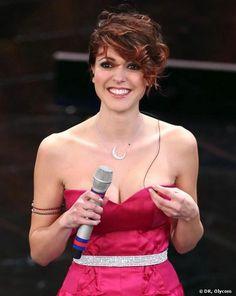 Simona Molinari Sanremo 2013