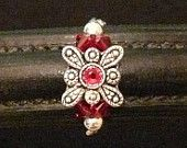 Bridle Bijoux Horse browband jewelry crystals for English, Western, Dressage, or Jumpers. $8.00, via Etsy.