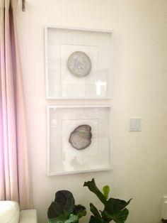 Moth Design: Framed Agate Trivet Tutorial