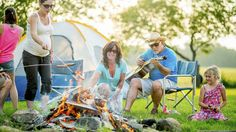 Ultimate Camping Recipes for Labor Day Weekend