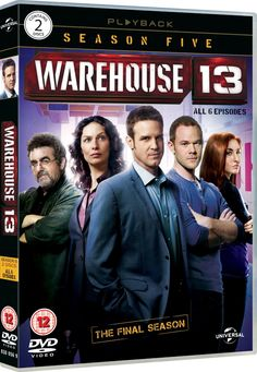 Warehouse 13 - Season 5 Audio: English, Subtitle: English DVD: Amazon.co.uk: Eddie McClintock, Joanne Kelly, Saul Rubinek, Genelle Williams, Simon Reynolds, Allison Scagliotti, C. C. H. Pounder, Roger Rees, Faran Tahir, Jaime Murray: DVD & Blu-ray