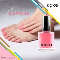 The color pink makes everything look pretty. ❤ #shycamelia by KOKO #Kokonail #kokonailpolish #polish #pink #flowers #ring #dubaistyle #dubai #UAE #middleeast #aboutdubai #mydubai #dxbconnect #Emirates #saudi_trends #instanail #instafashion #ae #me #dxb #aboutdubai #mydubai #stylist #stylist_arabia #grazia #grazia_me