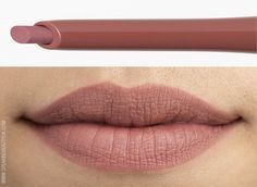 #Rimmel Exaggerate Lip Liner in Addiction dupe for MAC (Zabrena best of '15)