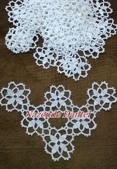 Bruges Lace Crochet doily for Filet Crochet, Débardeurs Au Crochet, Crochet Quilt, Crochet Tablecloth, Crochet Squares, Love Crochet, Irish Crochet, Crochet Doilies, Crochet Flowers