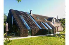 Réalisé par l'agence d'architecture Pôleplus Architecture Construction maison Retrouver la fiche sur Archidvisor