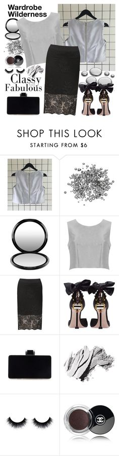 """Wardrobe Wilderness"" by gaby-mil ❤ liked on Polyvore featuring MAC Cosmetics, Miu Miu, Bobbi Brown Cosmetics, Chanel and wardrobewilderness"
