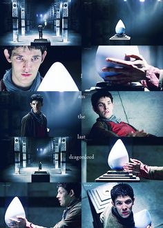 The Last Dragonlord. I'm so in love with this show!!!!!!!
