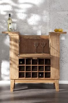 Casa Padrino Bar Wein Schrank - Whiskey Schrankbar Antik Stil - Jugendstil Whiskeyschrank Weinschrank Barschrank 500 € Bar Armoire, Home Bar Cabinet, Liquor Cabinet, Solid Wood Furniture, Bar Furniture, Handmade Furniture, Makassar, Whisky, Mini Bar At Home