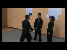 Defensa Personal   Técnicas de Defensa Personal - Defensa contra cuchillo
