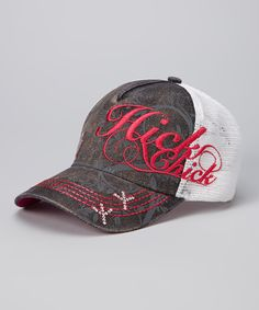 1b764bf48b4 This Hick Chik Denim  Hick Chick  Trucker Hat - Women by Hick Chik is · Cute  Country ...