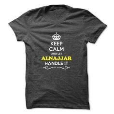The T-shirt of ALNAJJAR the legend T-shirts for ALNAJJAR - Coupon 10% Off