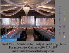 #RealVastuSolutions Celebrate Every Good Moment Through Vastu Shastra! From Marriages to Parties, consult a vastu shastra consultant for Happiness and Entertainment. Real Vastu solutions Gives you the best ideas for the occasion.