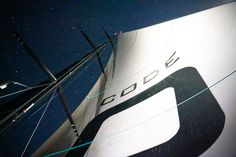 New Zealand Ocean Racing Yacht on full power with technical sailing-gear from CODE-ZERO Sailing Gear, Zero, Coding, Ocean, Photography, The Ocean, Sea, Programming