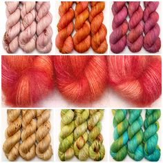 Hand-dyed luxury yarn for your beautiful knitting and crochet projects. Colourful hanks, sumptuous bases, get ready to stitch something gorgeous! Yarn Shop, Hand Dyed Yarn, Crochet Projects, Pattern Design, Knit Crochet, Crochet Necklace, Bright, Stitch, Knitting