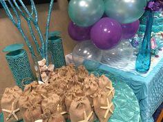 Under the Sea Birthday Party Ideas | Photo 2 of 23