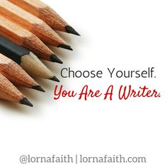 I didn't understand that before I could really find my voice as a writer, I needed to own that identity. To give myself permission to be who I already was...