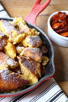 Een authentieke Kaiserschmarrn zelf maken? Kijk hier voor het recept! Iets zomerser dan normaal en ook heerlijk als ontbijt.