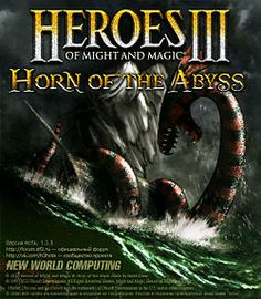 Game Heroes of Might and Magic III / Game Heroes of Might and Magic 3 Horn of the Abyss