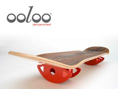 Ooloo: an ergonomic footrest - The ooloo rocking footrest makes it easy to maintain some motion whenever you're seated. Even the moderate activity ooloo provides can help keep your leg muscles firing and your blood pumping.Prolonged periods being off our feet can lead to poor health, including conditions such as diabetes, heart disease and a decreased lifespan. That's exactly why ooloo was created, to try and offset these negative effects.