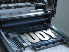 linocut and letterpress art prints by Patrice Aarts