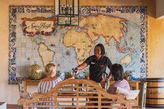 Spice Route Paarl Tasting Room