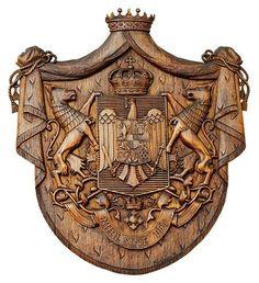 History Of Romania, Romanian Royal Family, Ferdinand, Lion Sculpture, Europe, Statue, Explore, Art, Badges
