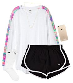 """Read d"" by lydia-hh ❤ liked on Polyvore featuring Victoria's Secret PINK, Wanderlust + Co, NIKE, women's clothing, women's fashion, women, female, woman, misses and juniors"
