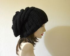 Slouchy Hat - Slouchy Beanie