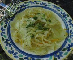 ... Fennel recipes on Pinterest | Fennel, Fennel salad and Roasted fennel