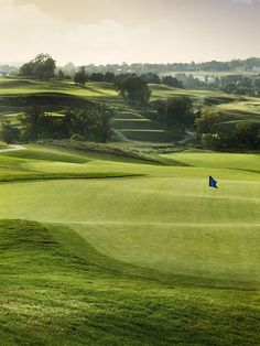 The course at Bogey Macaws at Springwood Golf Club is our #GolfCourseOfTheDay! They've got 4.5 stars and a beautiful hilly landscape with drops of up to 100-ft. | Rock Bottom Golf #RockBottomGolf