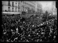 1912 Entierro de Canalejas, por Luis Ramón Marín.