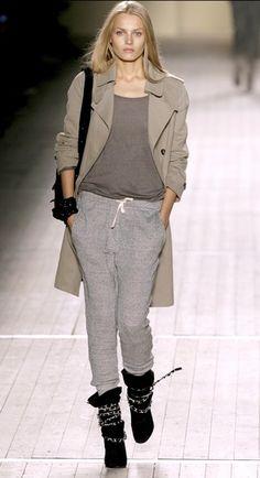 Paris Fashion Week - Isabel Marant Spring/Summer 2009 Fashion Show