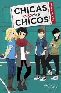 ¡Que gane el mejor! (Chicas contra Chicos 2) , de Ali en las Nubes - Enlace al catálogo: http://benasque.aragob.es/cgi-bin/abnetop?ACC=DOSEARCH&xsqf99=779797