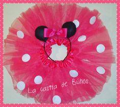 Disfraz Minnie mouse fácil