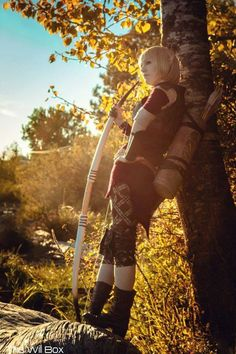 This All-Ladies Dragon Age: Inquistion Cosplay group is simply awesome