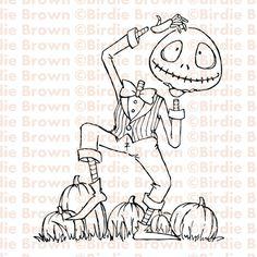 Digital stamp -- Mr. Skeleton 02....LOVE!!!!