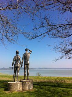 Ostalgie at Lake Balaton