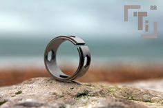 Grade5 Titanium for weightless feel, incredible strength and endless reliability from sea to summit! Get yours today. https://www.kickstarter.com/projects/1683407472/ti-the-titanium-1-4-hex-bit-driving-ring/description