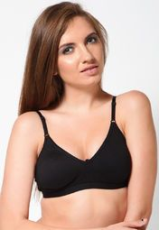 d27467c28a Black Women Lingerie Bra - Buy Black Women Lingerie Bra online in India