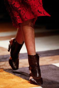 Best Shoes At Milan Fashion Week Fall Winter 20152016