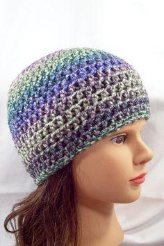 Crochet Hat Patterns | Free Easy Crochet Patterns Women S Crochet Hat ...