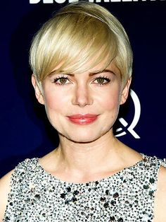 Very Short Haircuts with Bangs for Women. Short hairstyles definitely look good on woman and every woman should give them a try. Short Blonde Pixie, Pixie Haircut For Thick Hair, Short Haircuts With Bangs, Bob Hairstyles With Bangs, Round Face Haircuts, Girl Haircuts, Short Hair Cuts, Hair Inspiration, Curly Hair Styles