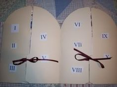 10 Commandments lapbook