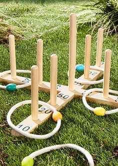 Unser Abenteuerspielplatz! Spiele für draußen - bei Tchibo