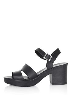 DENNY Heeled Sandal - View All - Shoes - Topshop
