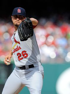 Starting pitcher Kyle Lohse 9-01-12