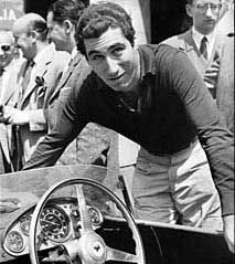 Deaths Today In Sports History: 1928 - Alfonso de Portago was a Spanish bobsledder and a race car driver from Spain. He and his co-driver Edmund Nelson were killed in a crash in the 1957 Mille Miglia about forty miles (68 km) from Brescia.  keepinitrealsports.tumblr.com  keepinitrealsports.wordpress.com