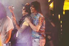 The Strokes Make Long Awaited Festival Comeback At Governors Ball, New York | Photos | NME.com